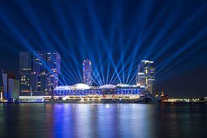 Lumière sur la croisière AIDAprima Rotterdam