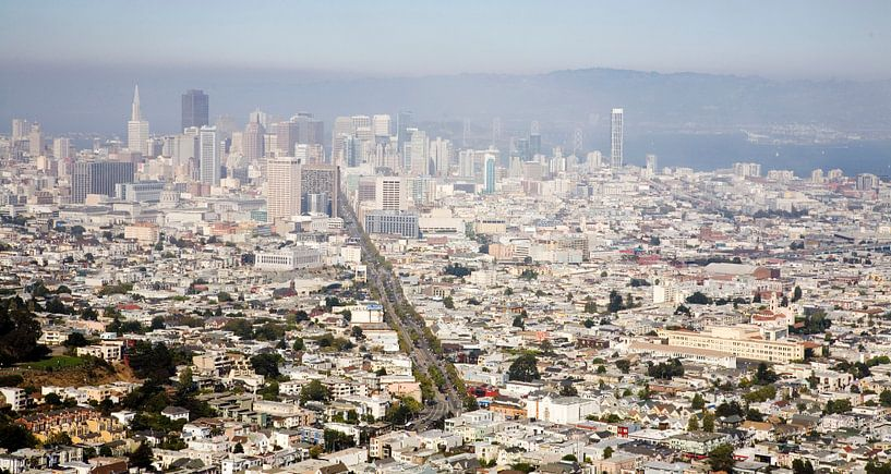 City of San Francisco van Linda Kor