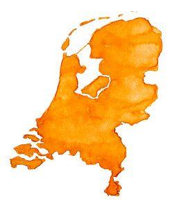 Nederland is Oranje van