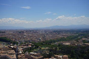 View over Rome von Jurjen Huisman