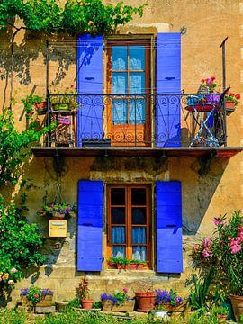 Sommerfarben in der Provence sur Lars van de Goor