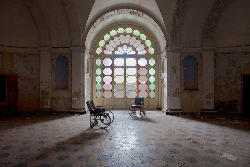 Rollstühle von urbex lady