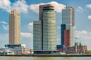 Architecture in Rotterdam.