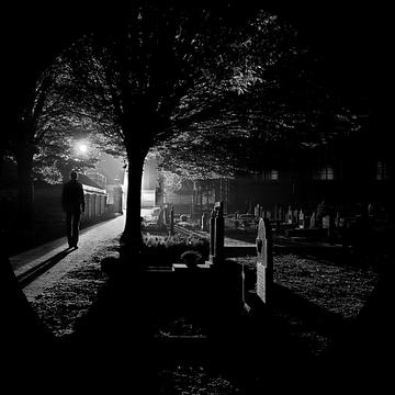 The Cemetery van Tim Corbeel