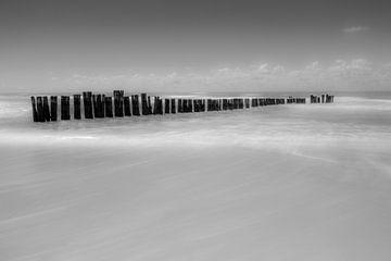 zachte zee van Peter Heins