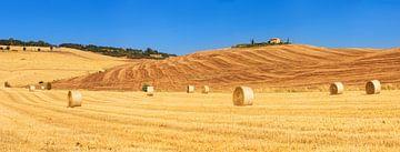 Toscane panorama sur Dennis van de Water
