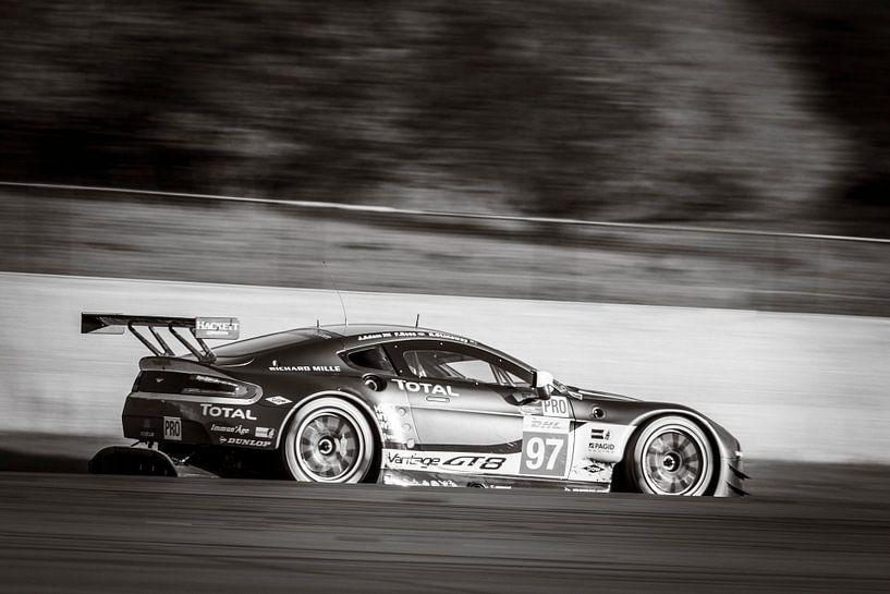 Aston Martin Racing Aston Martin Vantage V8 van Sjoerd van der Wal