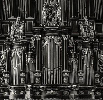 orgel van Wim de Vos