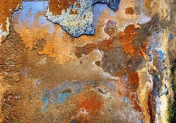 Abstracte muur: Genie sur Artstudio1622