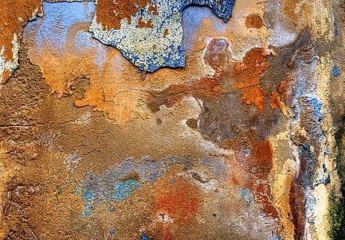 Abstracte muur: Genie van Sigrid Klop