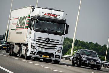 A Pouls Transport van Rene Jacobs