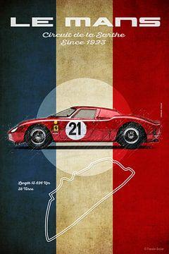Le Mans Vintage F van Theodor Decker