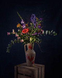 Blumen - Stilleben in der Vase