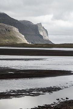 Côte sur le Hornstrandir, Islande sur Jan Schuler