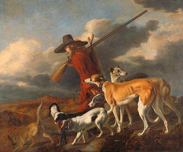 Der Jäger, Adriaen Cornelisz Beeldemaker