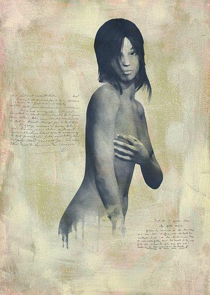 Naakte vrouw – Naomi naakt van Jan Keteleer