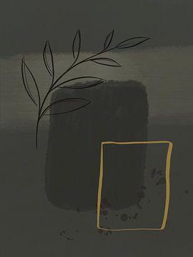Abstracte kunst - groei van Studio Malabar