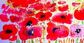 poppy field sur M.A. Ziehr