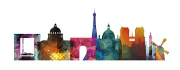 Paris in a nutshell van Harry Hadders
