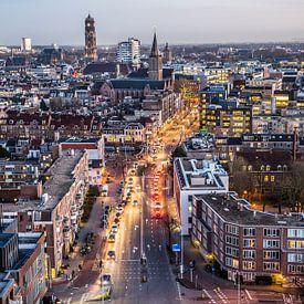 Prachtig uitzicht over Utrecht sur De Utrechtse Internet Courant (DUIC)