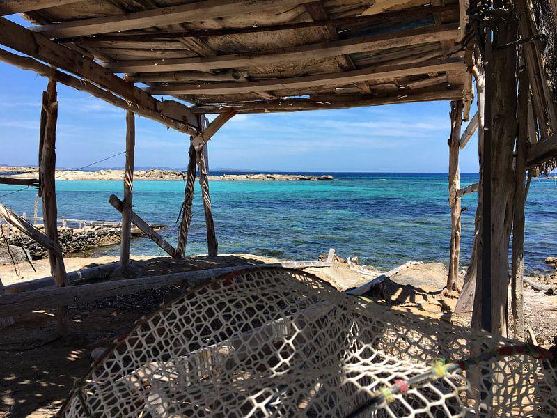 Boothuis Formentera van Mars Ruis