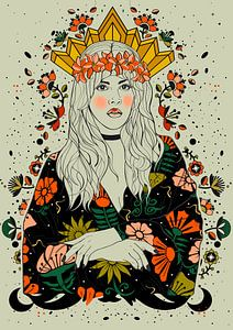 Stevie Nicks van Nettsch .