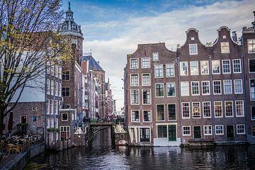 Zeedijk Amsterdam Nederland van Lotte Klous