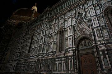Florenz bei Nacht von Ilse van N