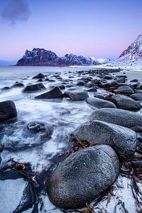 Unstad beach