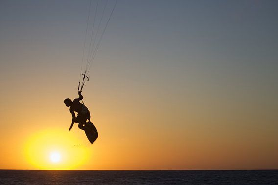 Kite naar de zon