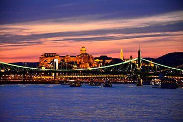 Images of Budapest II von Bert Vester