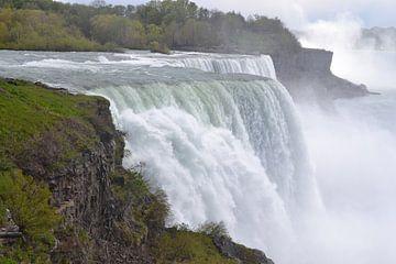 Niagara watervallen van Bernard van Zwol