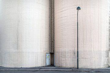Malmö XIV - grain mill von Michael Schulz-Dostal