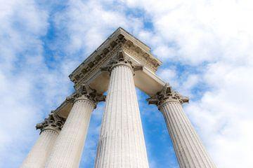 Himmlischer Tempel von Patrick Verhoef
