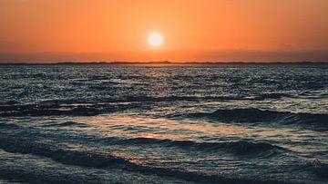 Norderney - Sonnenuntergang von Steffen Peters