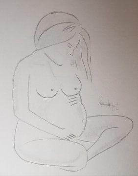 Kunstig zwanger van Roos Schuijt