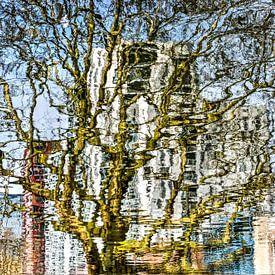 Westersingel, Calypso en de Plataan van Frans Blok