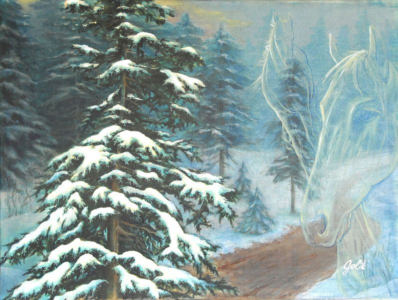 Winter van Larysa Golik