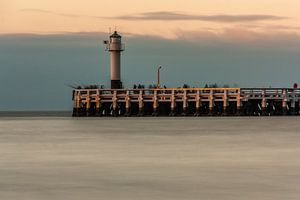 phantoms on the pier