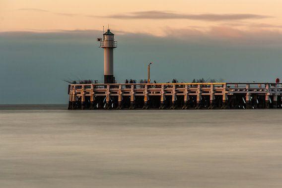 phantoms on the pier van Koen Ceusters