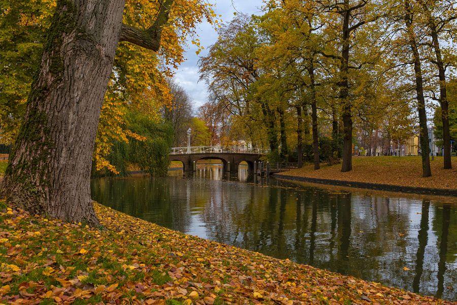 Utrecht - Herfstige Maliebrug