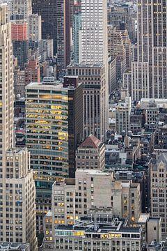 New York - Manhatten von Volker Banken