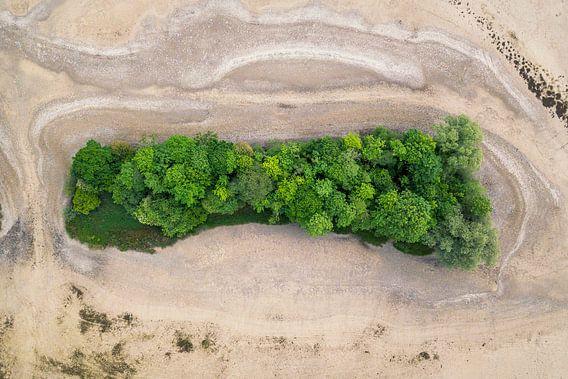 Island without water van Michael Schwan