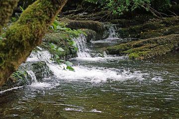 Fowley's Falls in Ierland van Babetts Bildergalerie