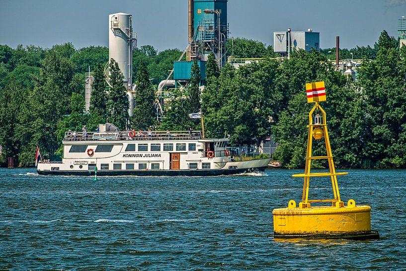 Amsterdam het IJ van Hans Lebbe