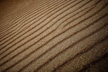 Zand ribbels von Martijn Smit