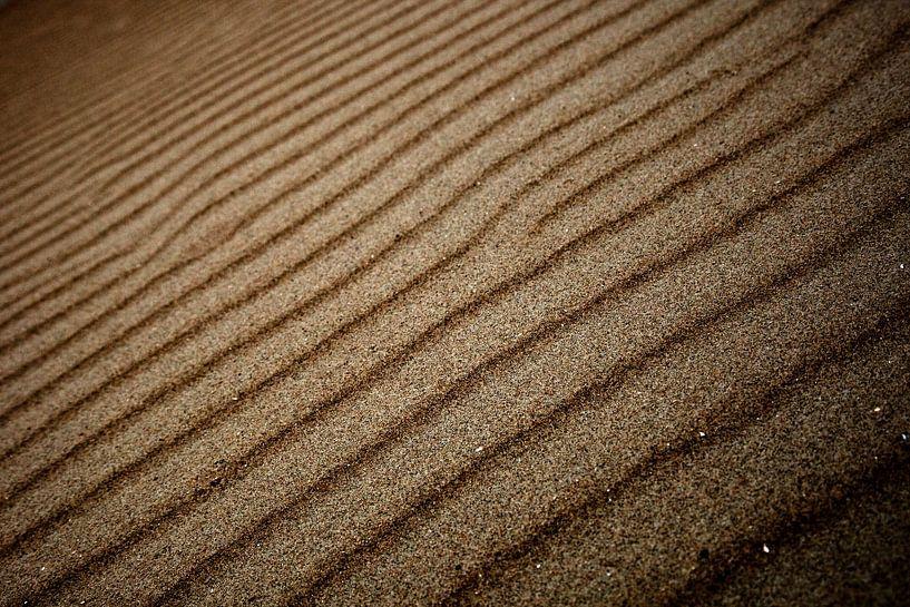 Zand ribbels sur Martijn Smit