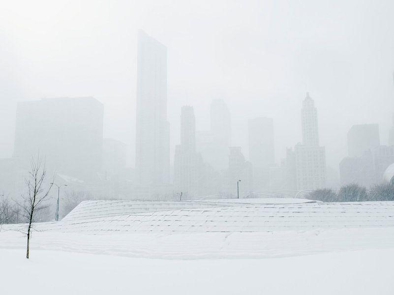 'Sneeuwbui', Chicago van Martine Joanne
