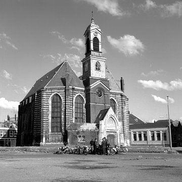 Nieuwkerk (Dordrecht) 1967 sur Dordrecht van Vroeger