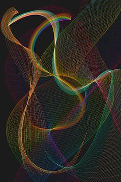 Geometria #143 van Dietmar Meinhardt
